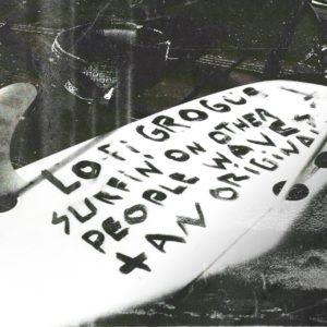 Lo Fi e Grogue lançam EP em tributo à amizade e ao punk rock